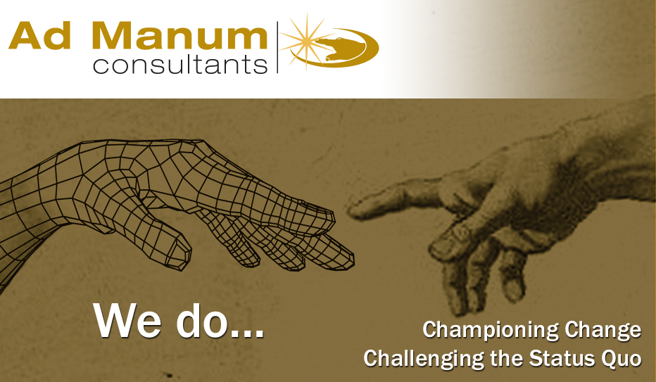 Championing Change, Challenging the Status Quo